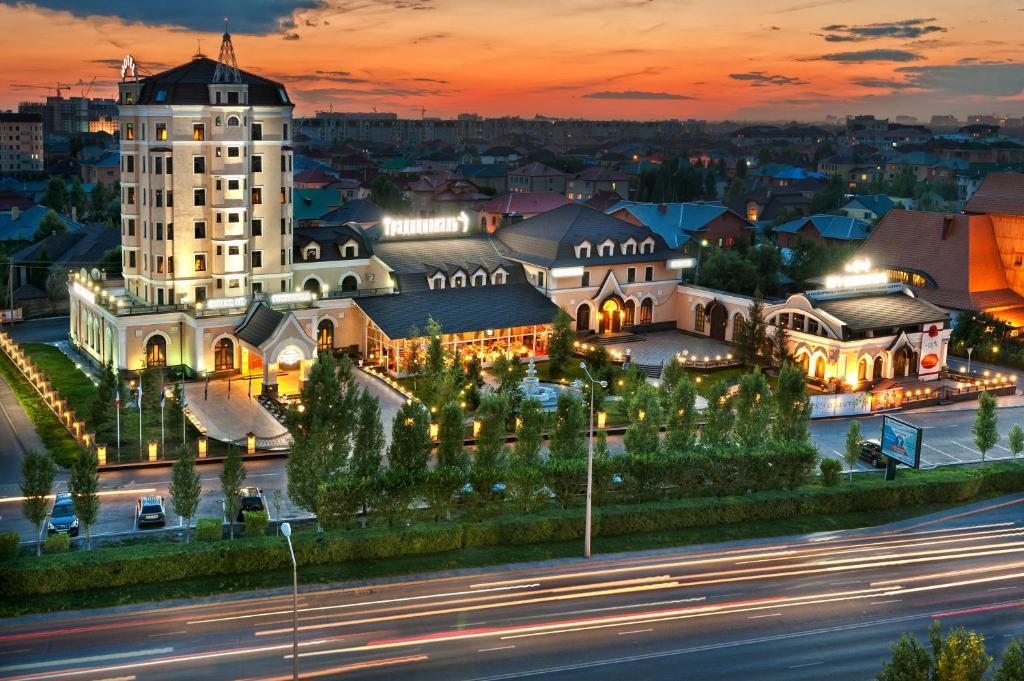 Бутик-Отель Traditional, Астана, Казахстан