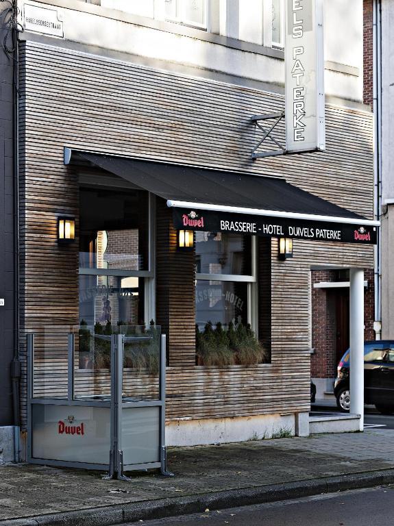 Hotel Duivels Paterke, Кортрейк, Бельгия