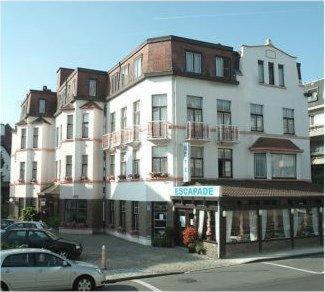 Hotel Escapade, Де-Хаан, Бельгия