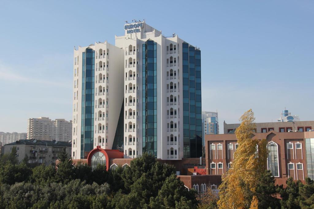 Гранд Отель Европа, Баку, Азербайджан