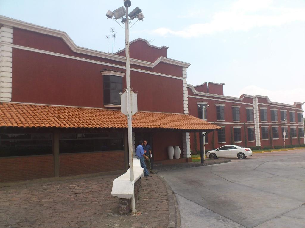 Отель Hotel San Jeronimo Inn, Толука-де-Лердо
