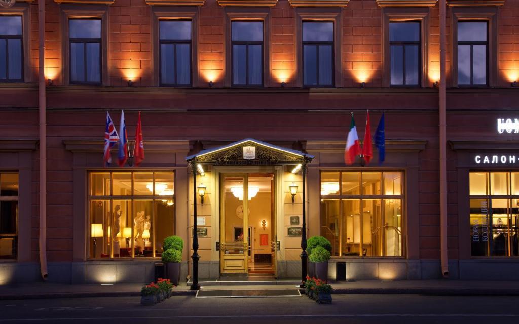 Гостиница Англетер, Санкт-Петербург