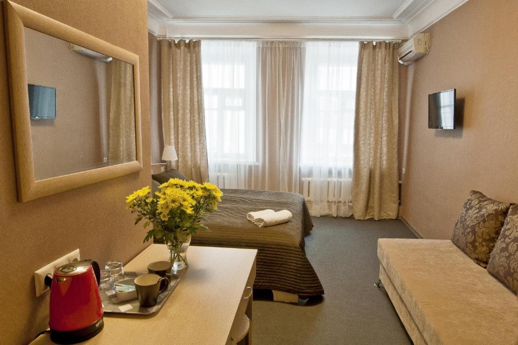 Отель Мери Поппинс на Пятницкой 20, Москва