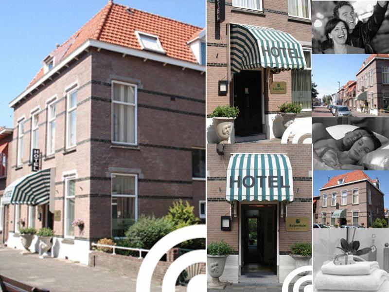 Hotel Kuiperduin, Гаага, Нидерланды
