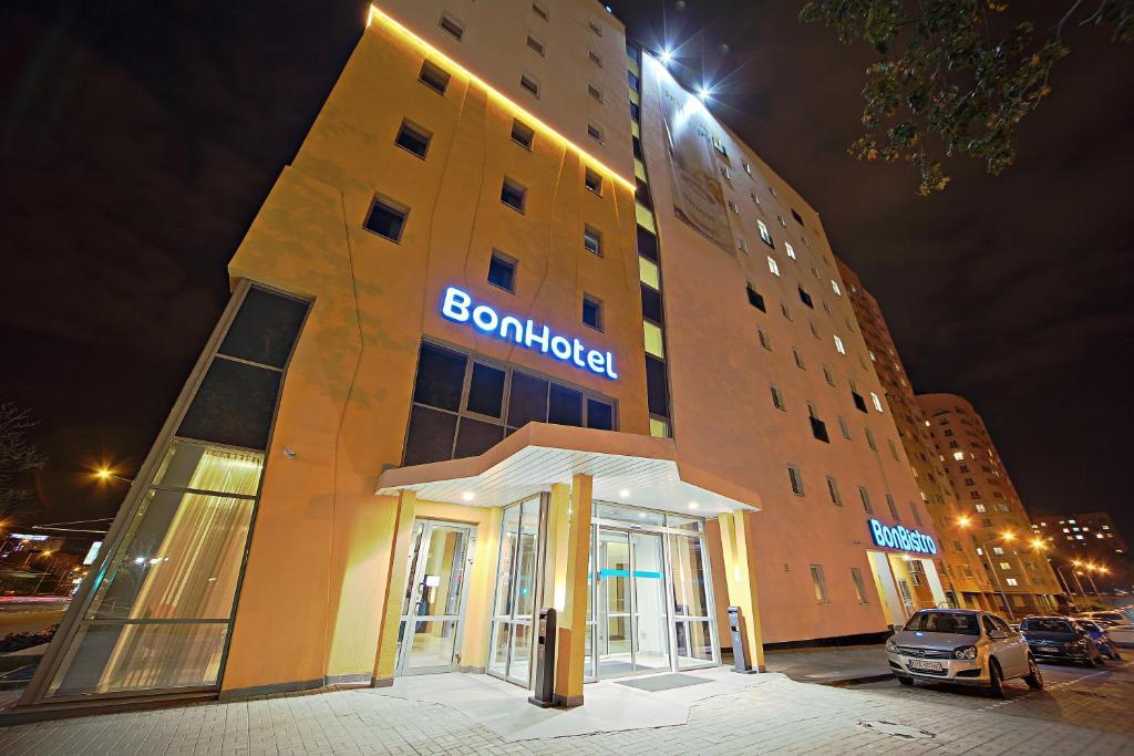 Гостиница Бонотель, Минск, Беларусь