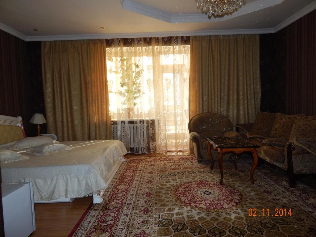 Мини-гостиница Алихан, Астана, Казахстан