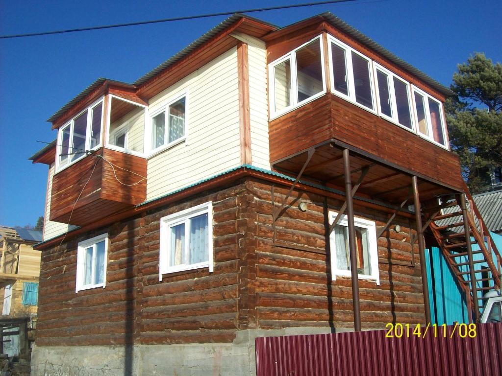 Гостевой дом Любава, Листвянка