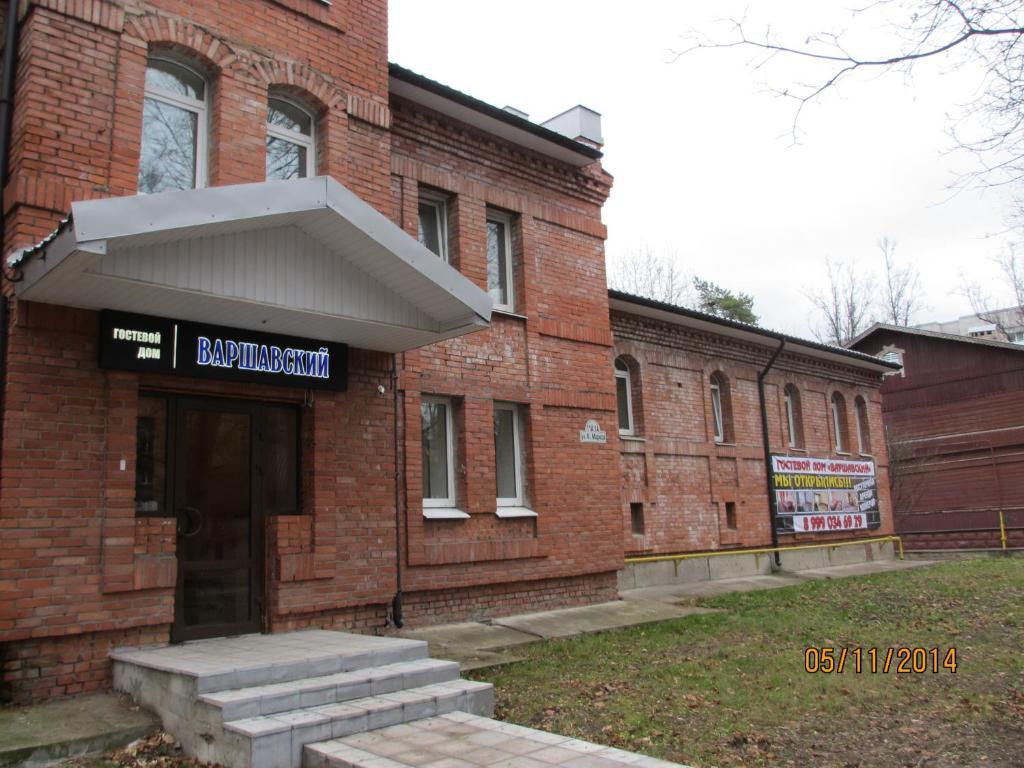 Гостевой дом Варшавский, Гатчина
