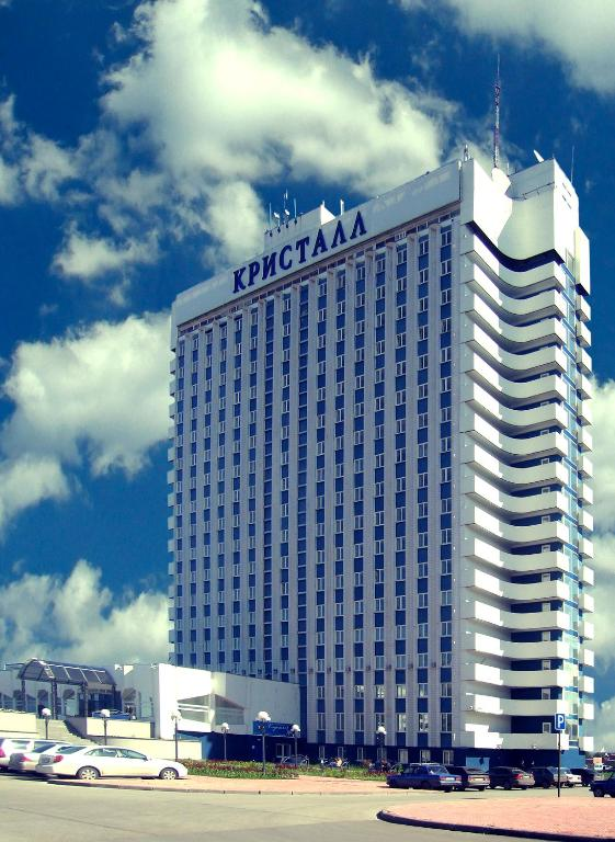 Гостиница Кристалл, Кемерово