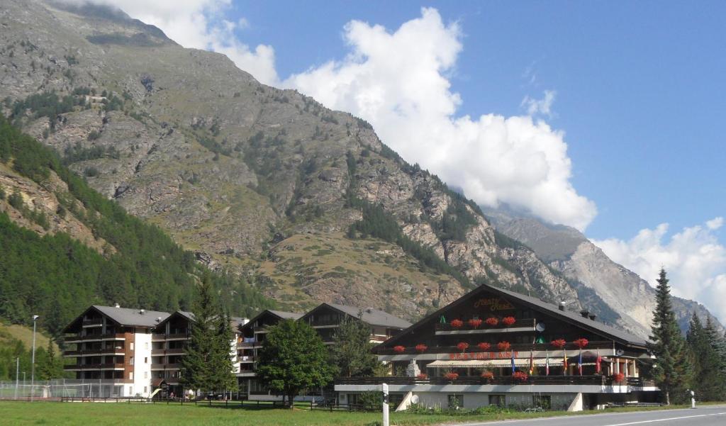 Appartements Monte Rosa, Теш, Швейцария