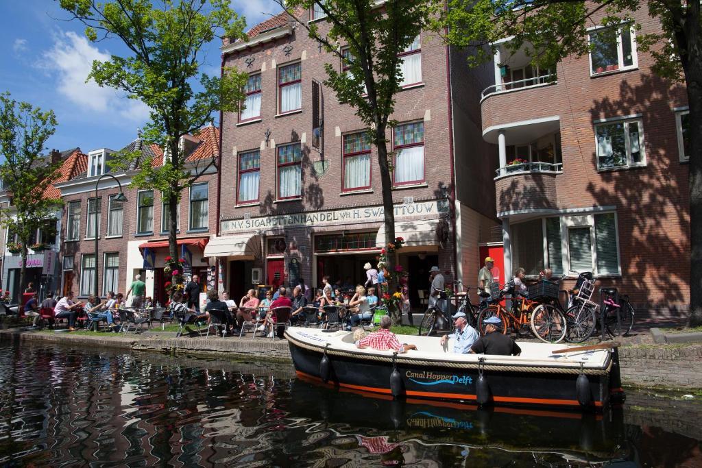Hotel Johannes Vermeer Delft, Делфт, Нидерланды