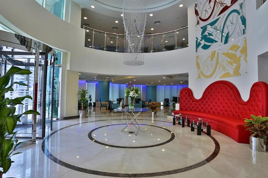 Bin Majid Tower Hotel Apartments, Абу-Даби, ОАЭ