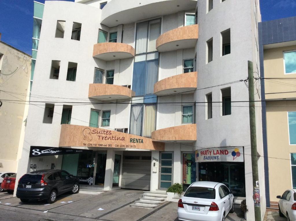Апарт-отель Suites Trentina, Веракрус