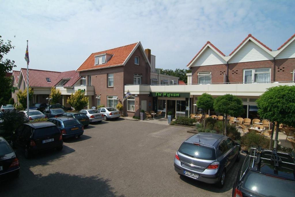 Hotel the Wigwam, Домбург, Нидерланды