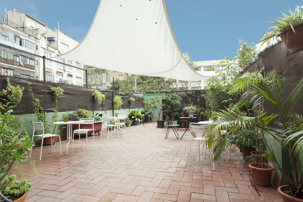 bed breakfast casa diagonal barcelona spagna