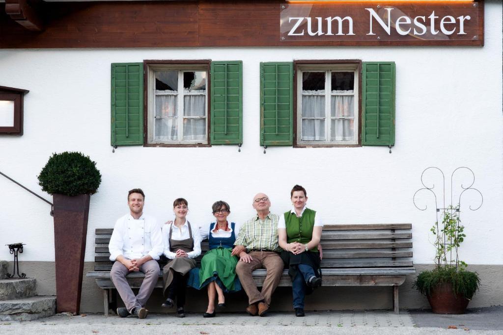 Nester, Альпбах, Австрия