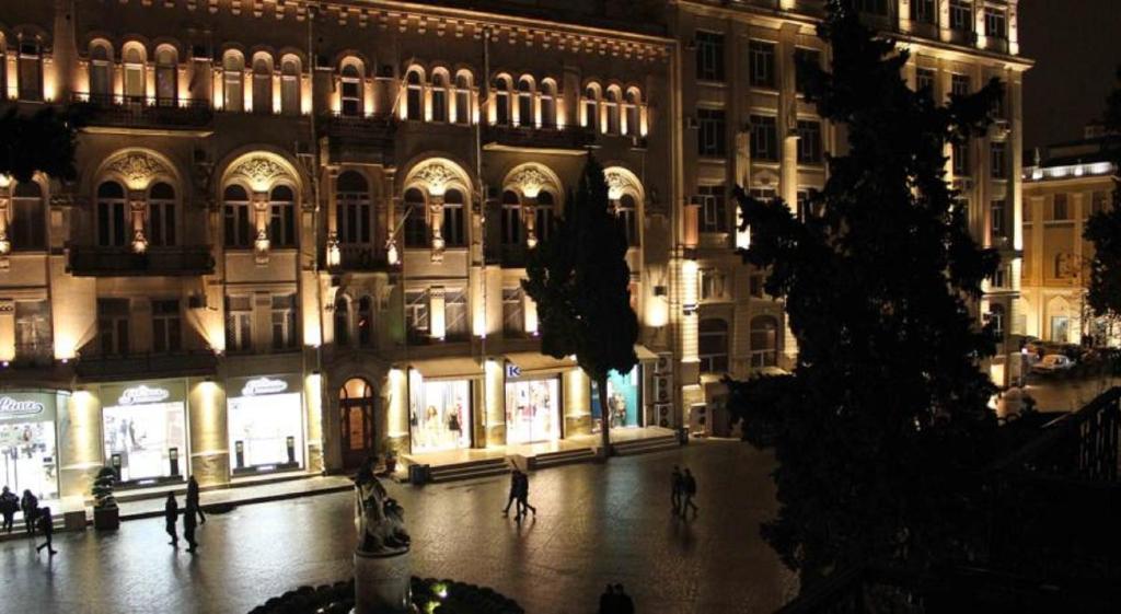 Бульвар, Баку, Азербайджан
