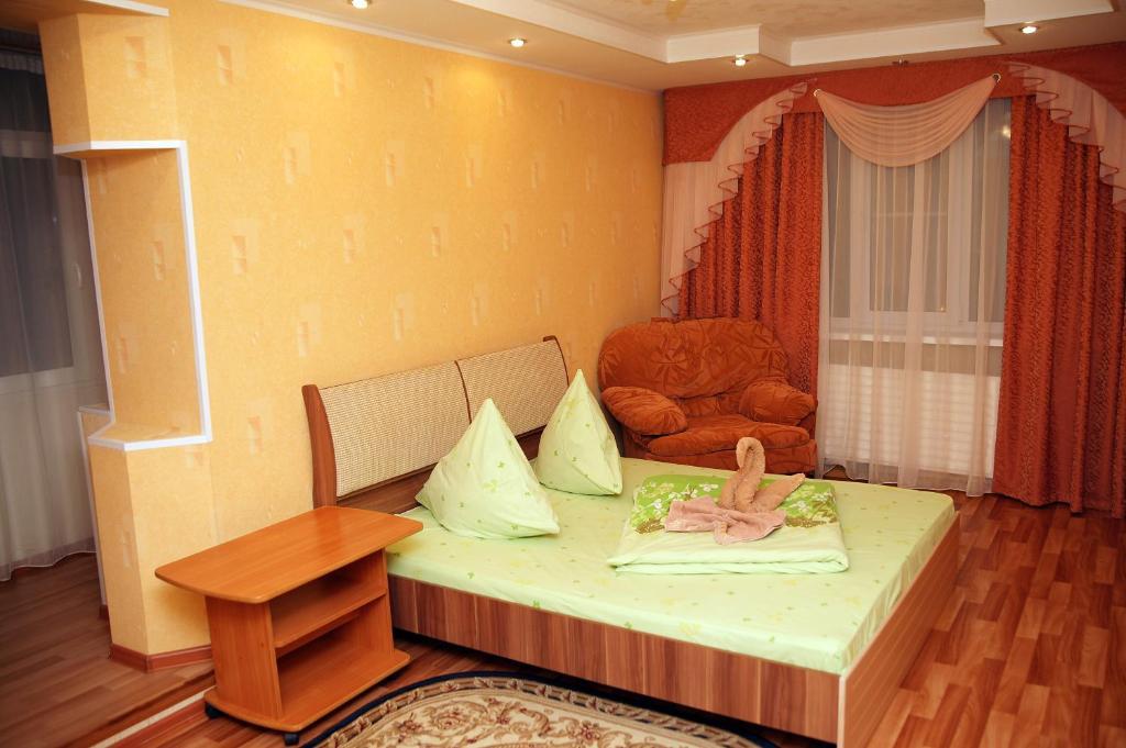Апартаменты Нефтяников, Усинск