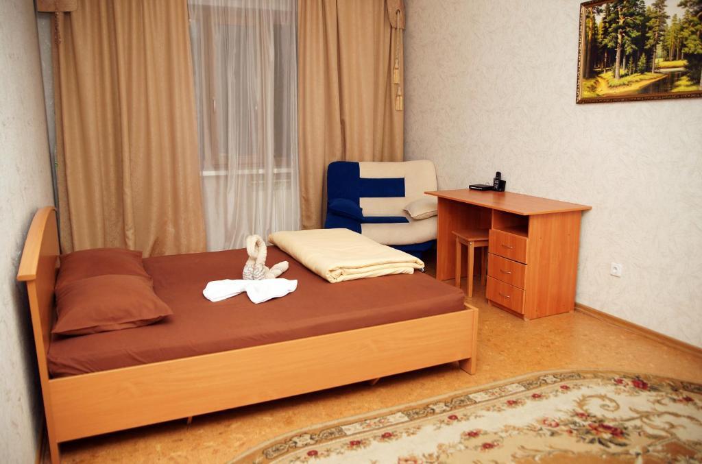 Апартаменты на Комсомольской, Усинск