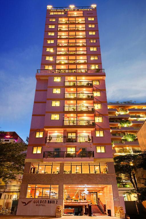 Вьетнам нячанг отель golden rain