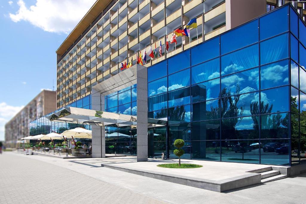 Отель Интурист, Запорожье, Украина