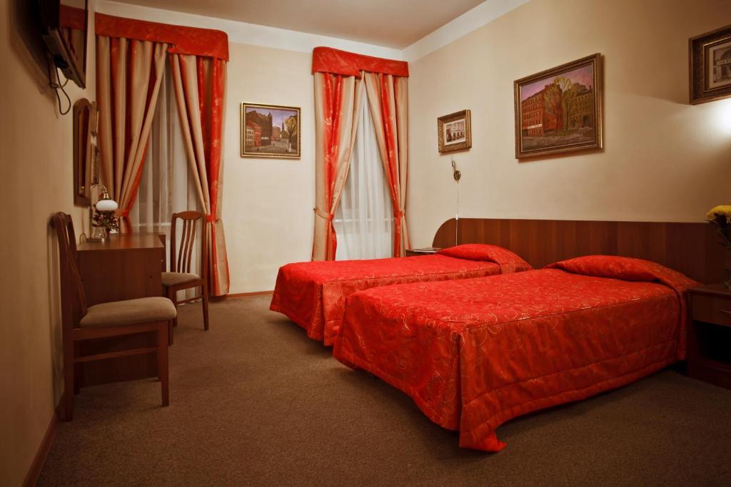 Отель Холстомер, Санкт-Петербург