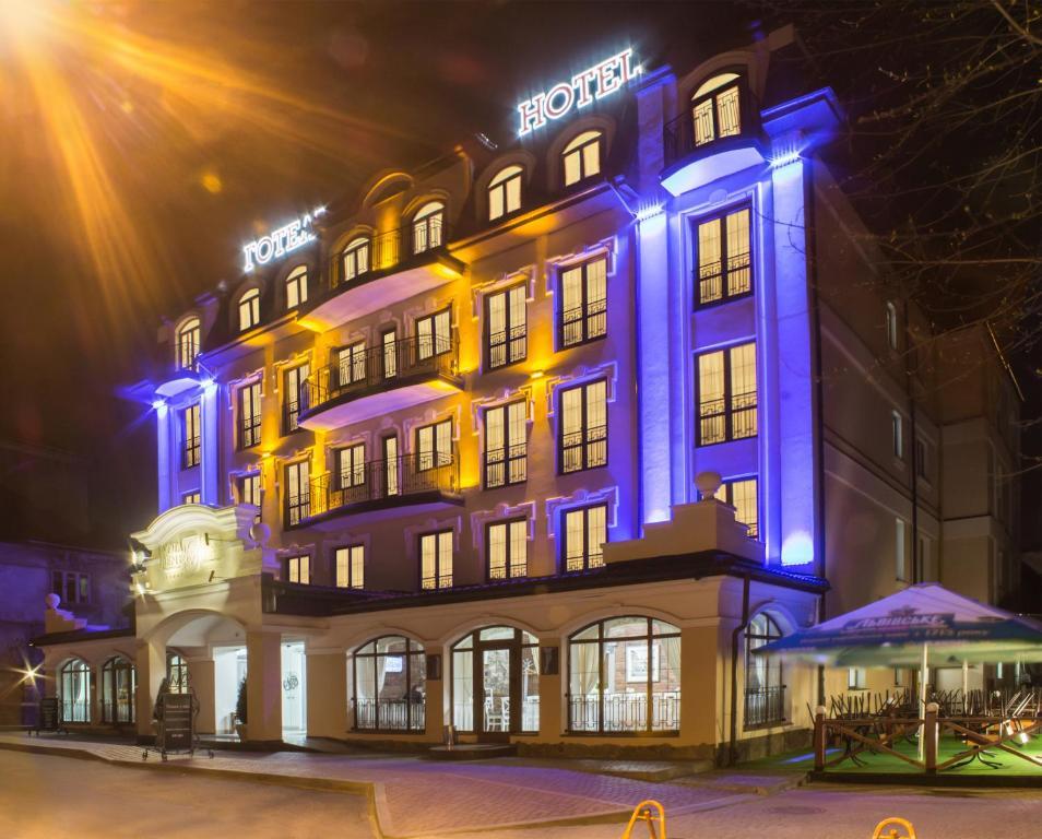 Отель Нота Бене, Львов, Украина