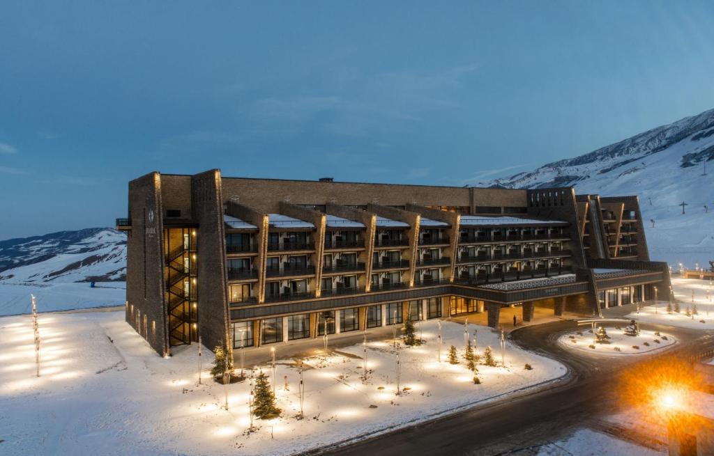 Курортный отель Шахдаг