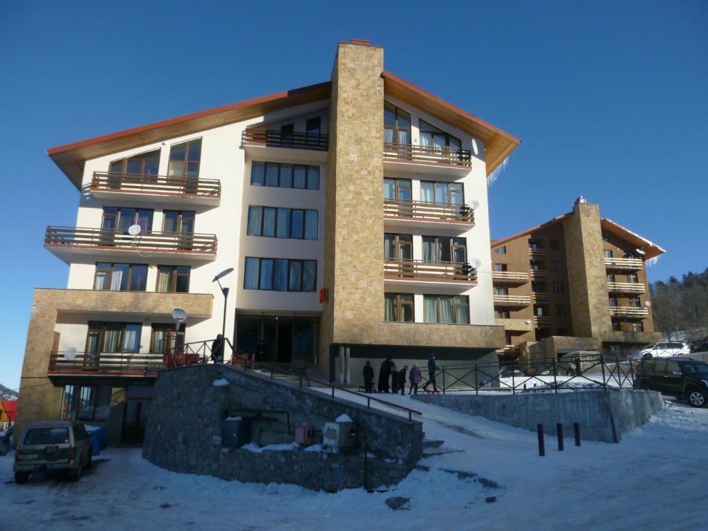 Апартаменты K2 Bakuriani