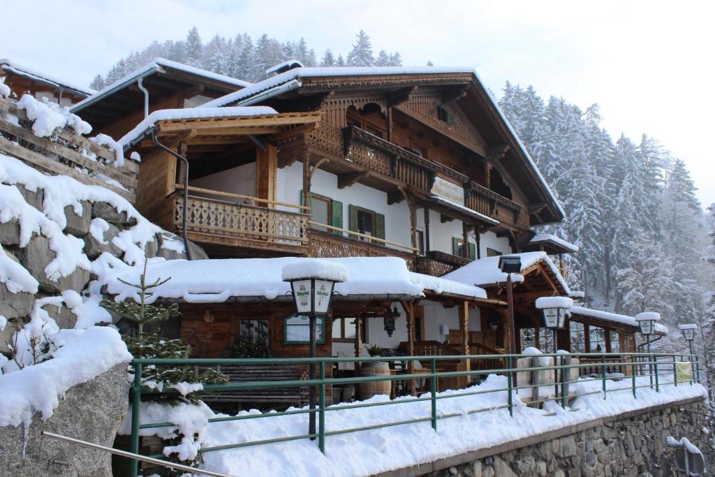 Gasthof Märzenklamm, Альпбах, Австрия