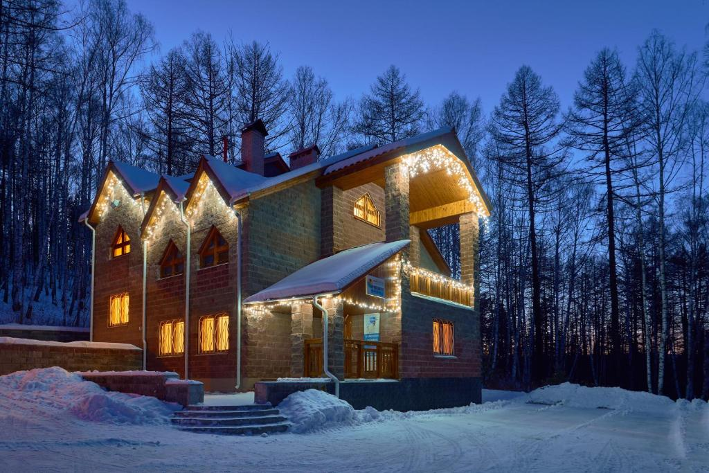 Дом отдыха Снежный Барс, Абзаково