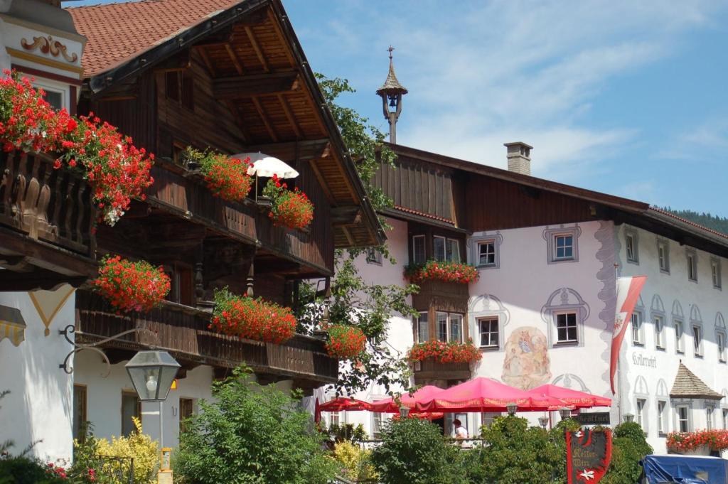 Gasthof Kellerwirt, Альпбах, Австрия