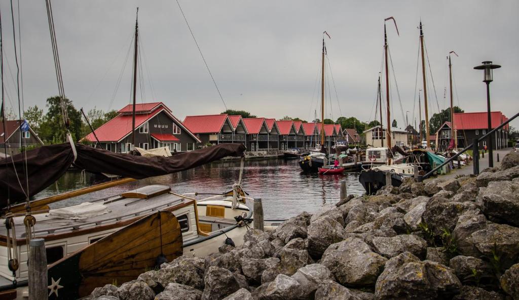 Havenresort Terherne, Гронинген, Нидерланды