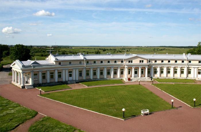 Отель Императорский Бельведер, Петергоф