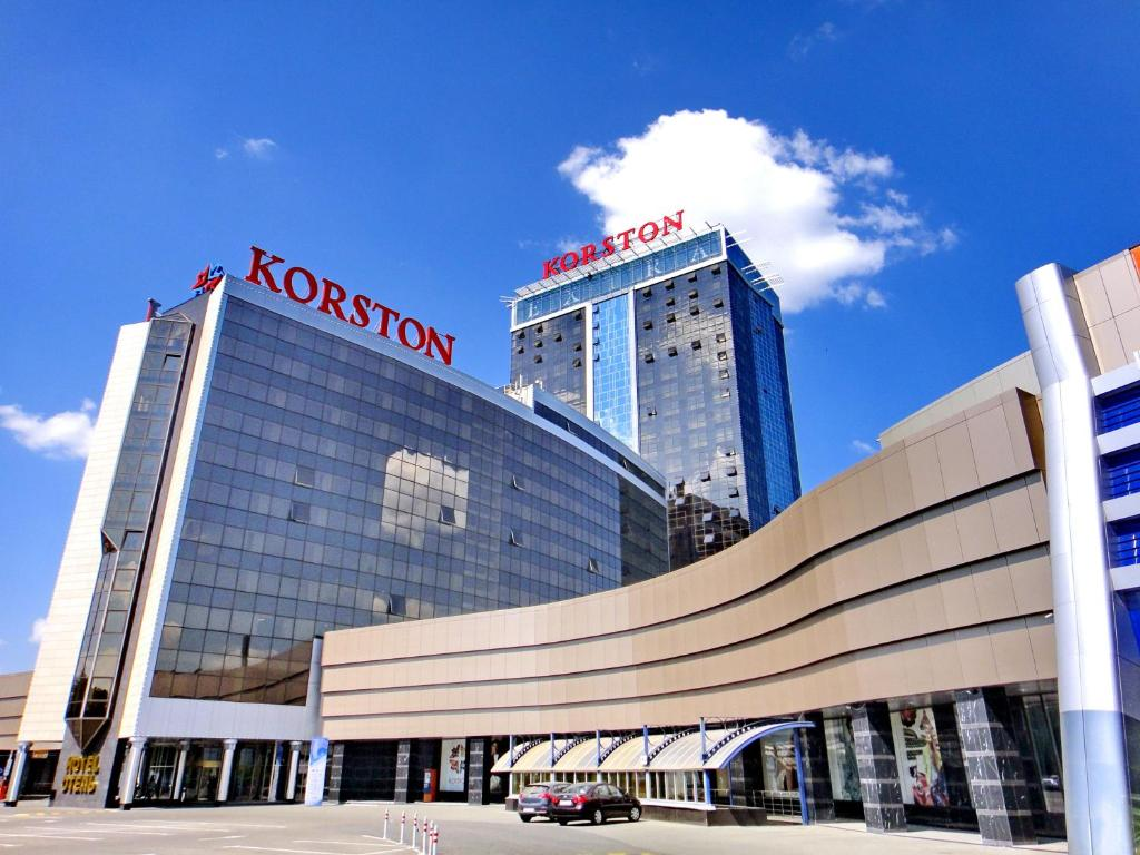 Отель Корстон Тауэр Казань