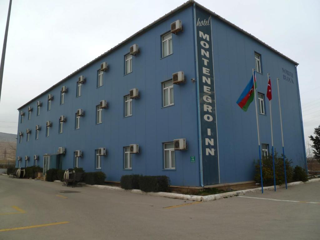 Отель Montenegro, Баку, Азербайджан