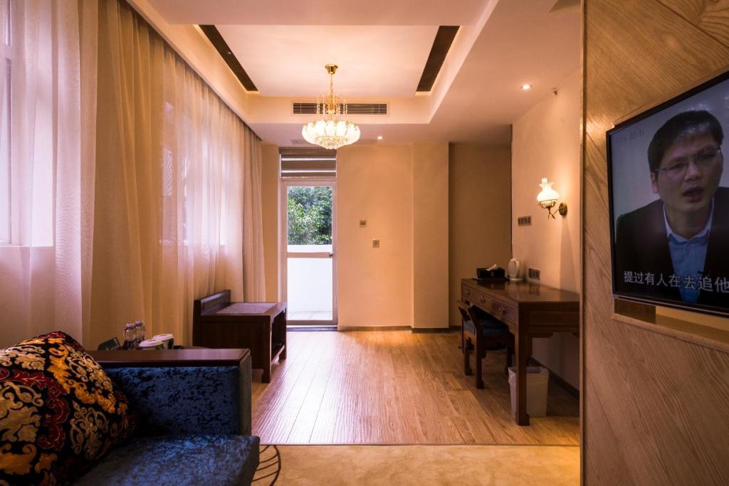 格林联盟酒店深圳福田梅林店图片