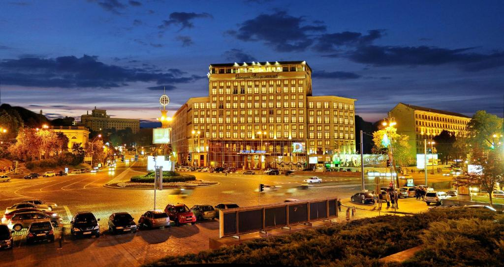Отель Dnipro Budget, Киев, Украина