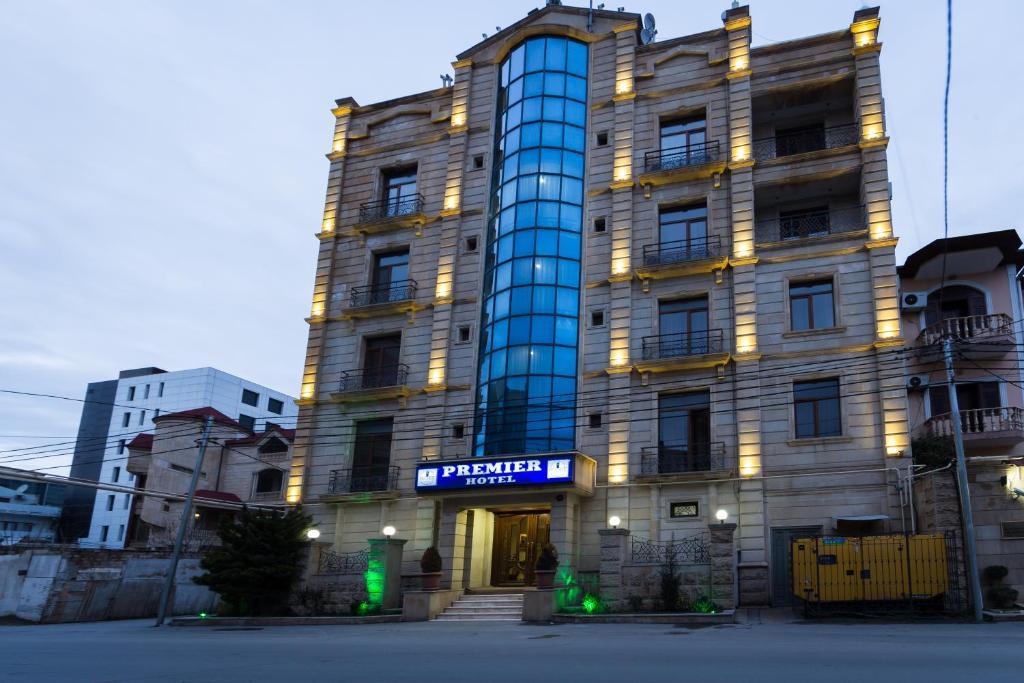 Отель Премьер, Баку, Азербайджан