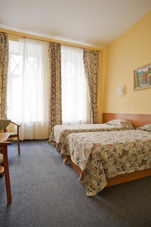 Отель Заповедник, Санкт-Петербург
