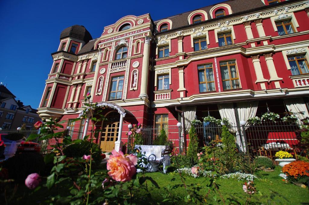 Отель Лавилия, Киев, Украина
