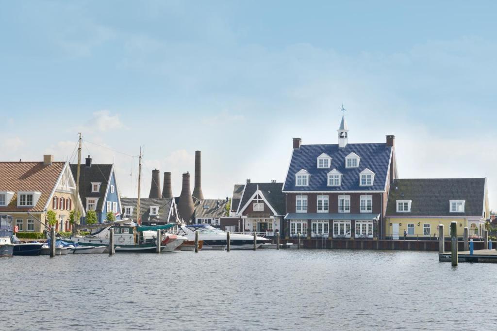 Fletcher Hotel - Restaurant Nautisch Kwartier, Утрехт, Нидерланды