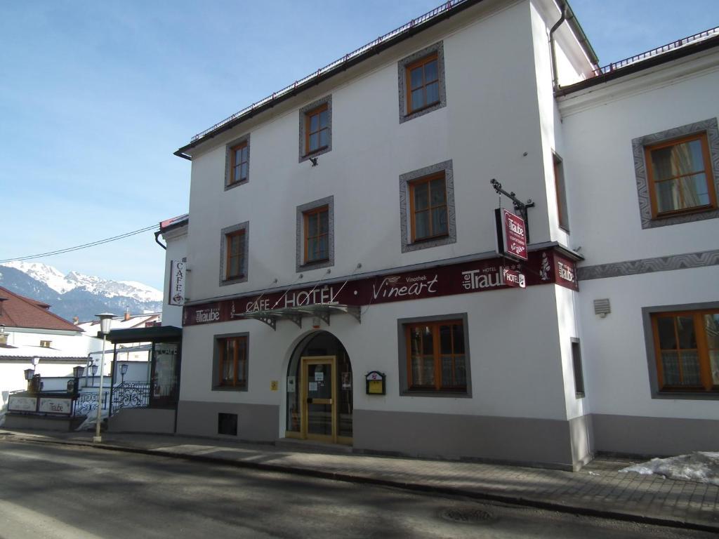 Hotel die Traube, Адмонт, Австрия
