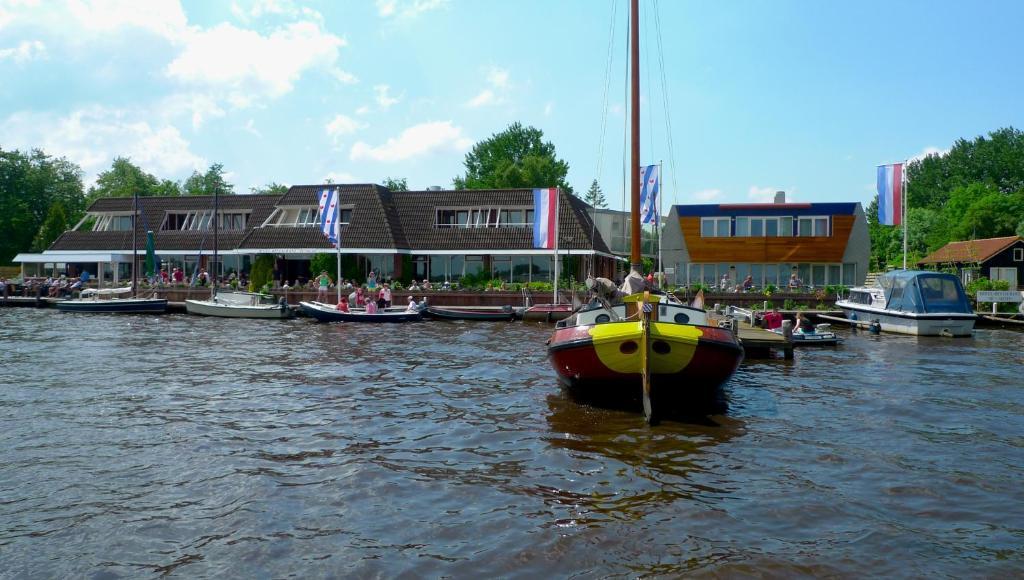 Hotel Restaurant Ie Sicht, Гронинген, Нидерланды