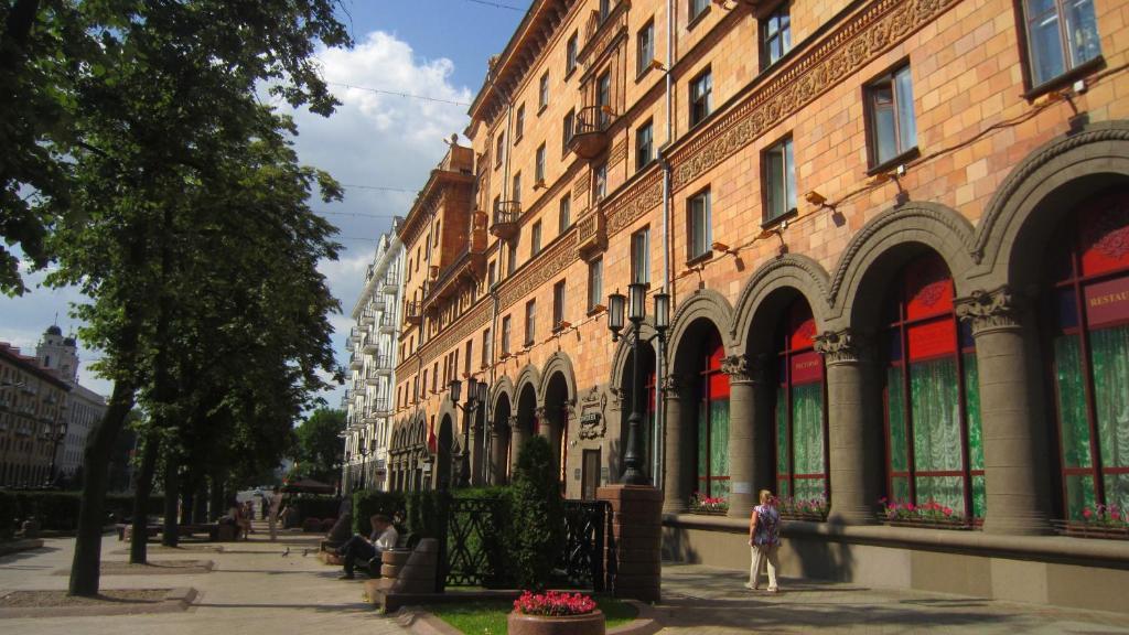 Апартаменты КвартОтельМинск, Беларусь