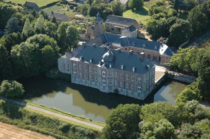 Château de Vierset, Льеж, Бельгия