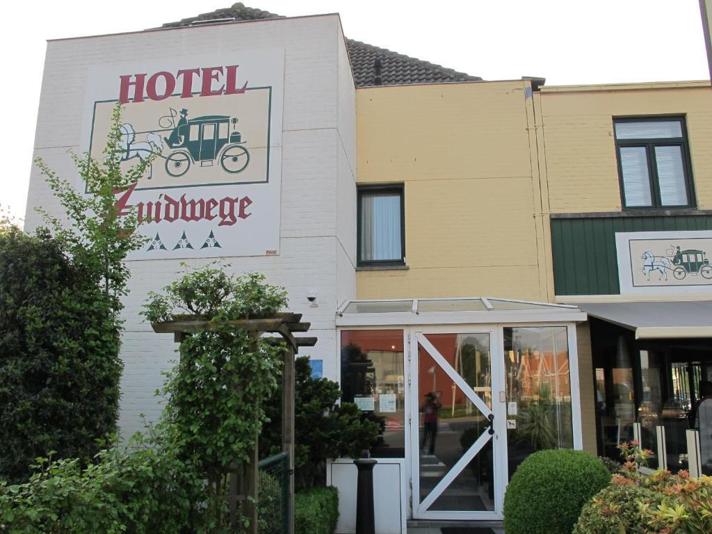 Hotel Zuidwege, Осткамп, Бельгия