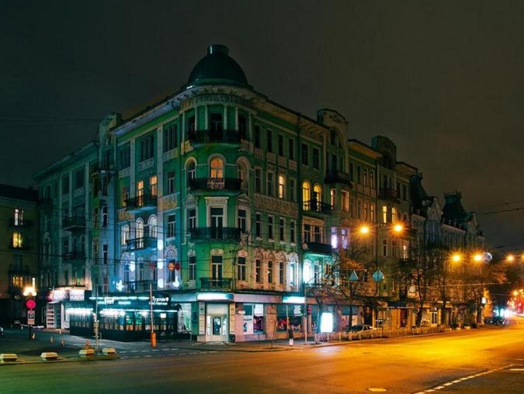 Отель Мезон Бланш, Киев, Украина