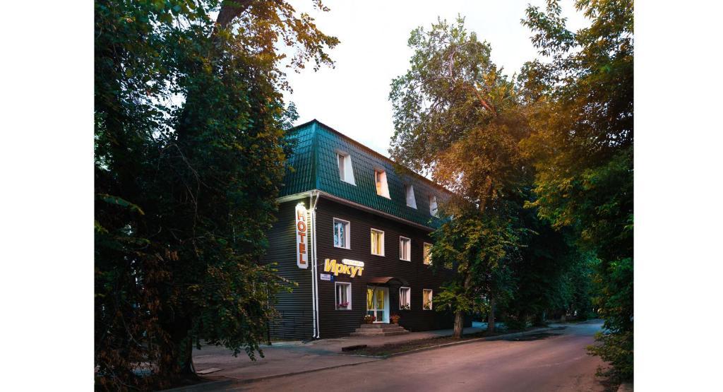 Гостиница Иркут, Иркутск