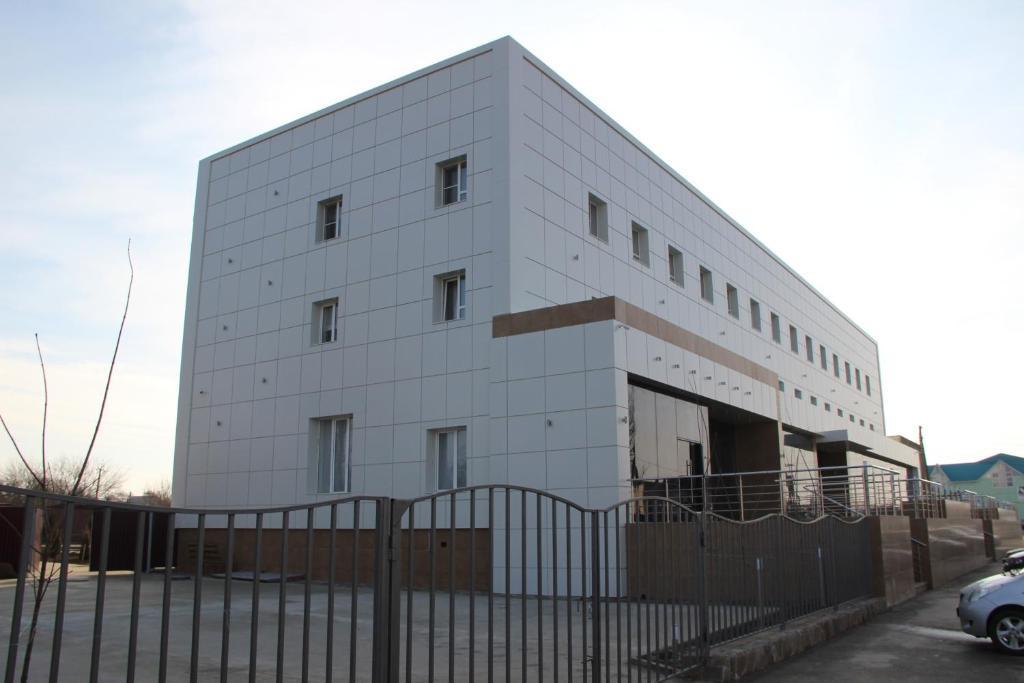 Отель Бланко, Тамань